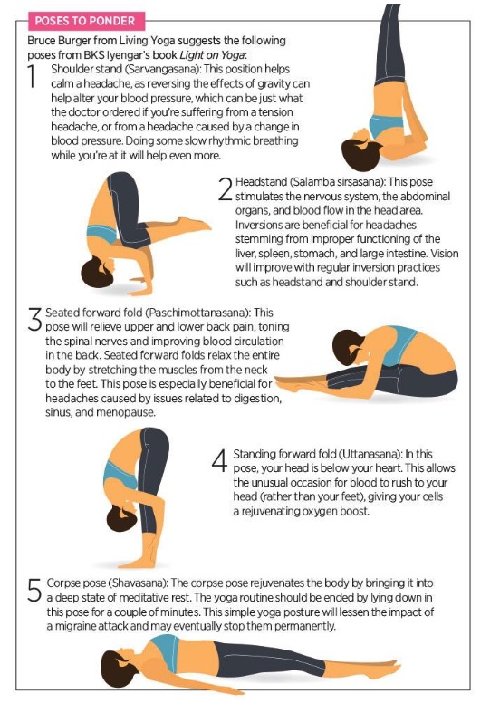 Your Family Yoga Poses To Relieve Headaches The Headache Clinic